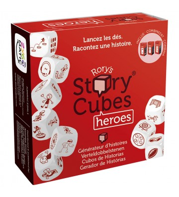 Story Cubes Hero