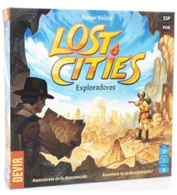 Exploradores / Lost Cities...