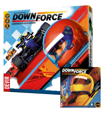 Pack Downforce