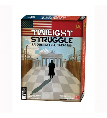 Twilight Struggle. La...