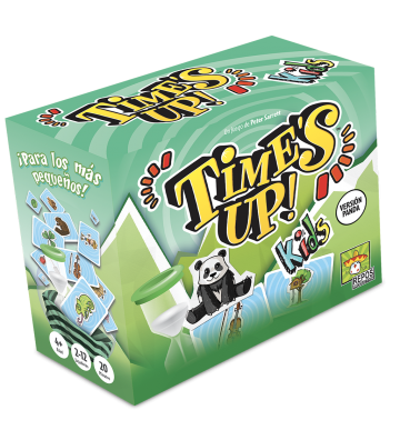 Time's Up Kids 2: Panda