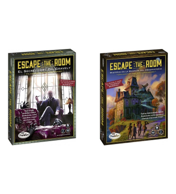 Pack Escape the Room