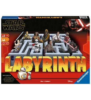 Labyrinth Star Wars