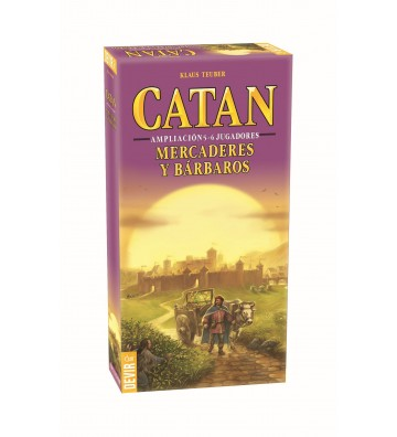 Colonos de Catan-Mercaderes...