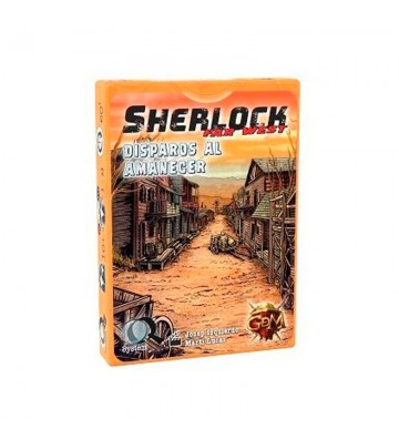 Sherlock Far West: Disparos...