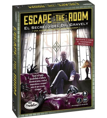 Escape the room El secreto...