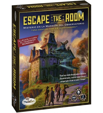 Escape the Room: Misterio...